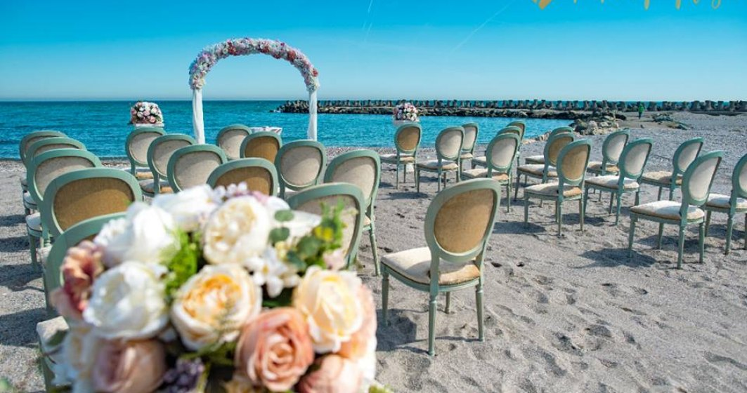 Nunta pe plaja Wall Street