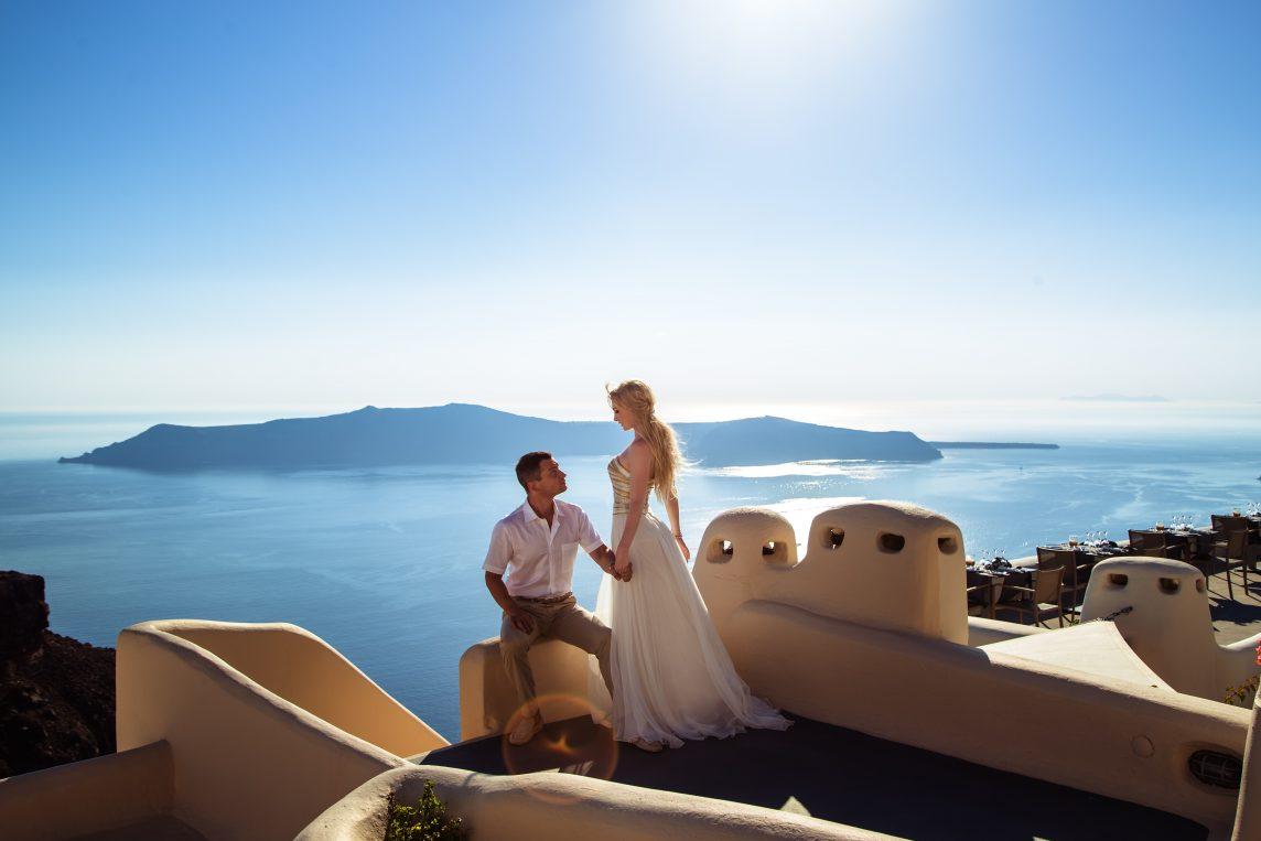 Nuntă de Vis în Insulele Grecești