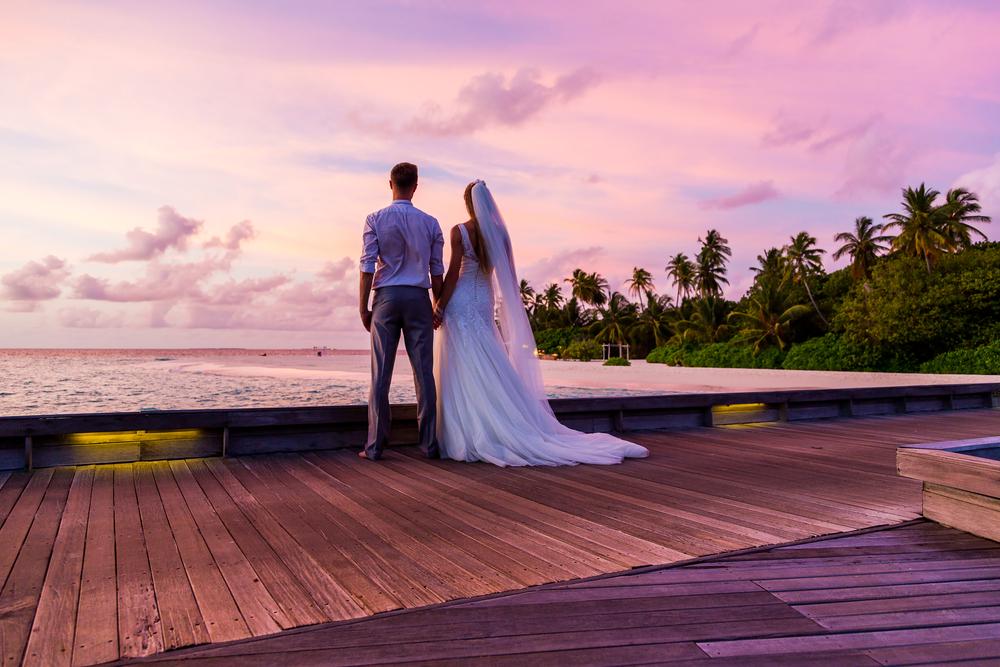 Nunta in Bora Bora