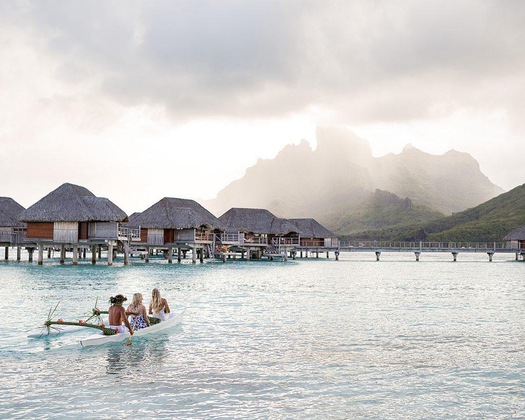 Nunta pe Plaja in Bora Bora