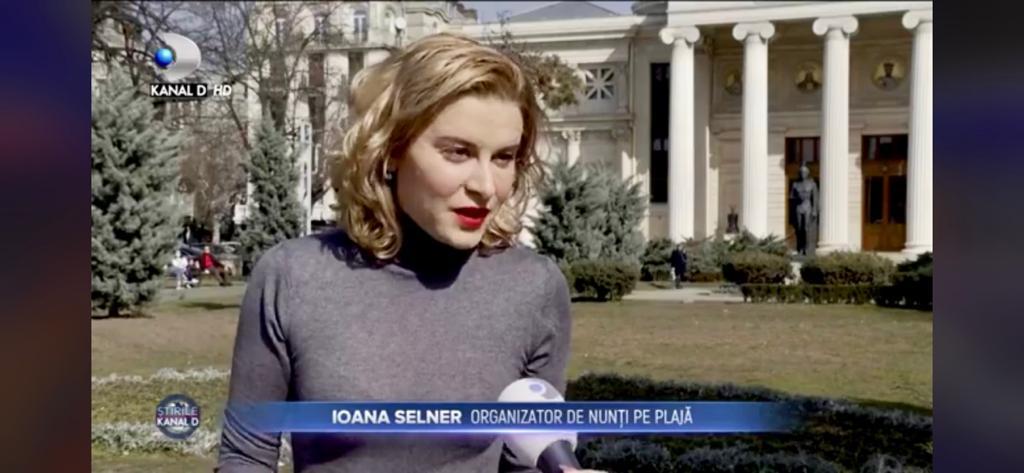 Ioana Selner Kanal D