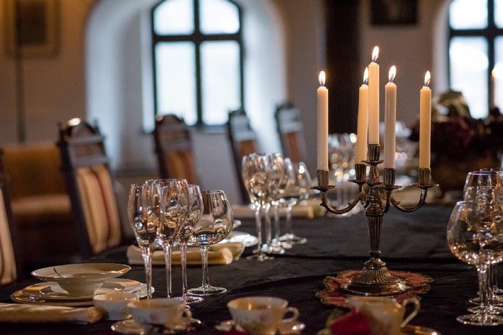 Nunta la castel 1