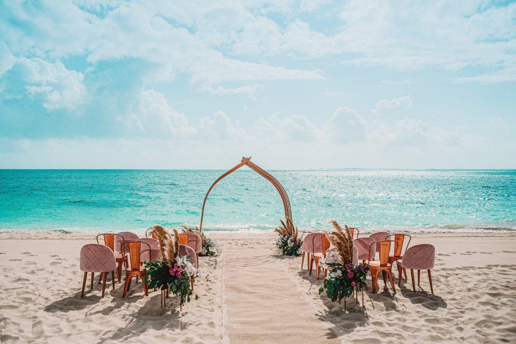 Nunta pe Plaja in Mexic