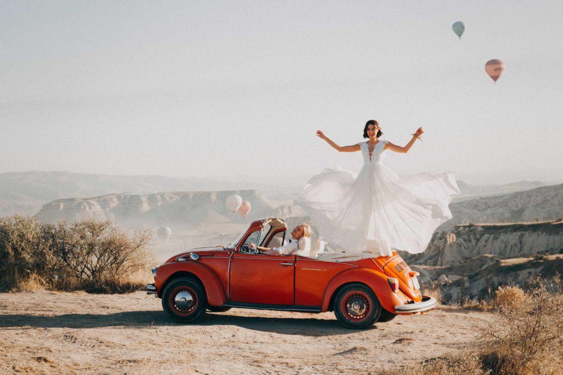 Nunți de vis: află cum să ai parte de nunta perfectă