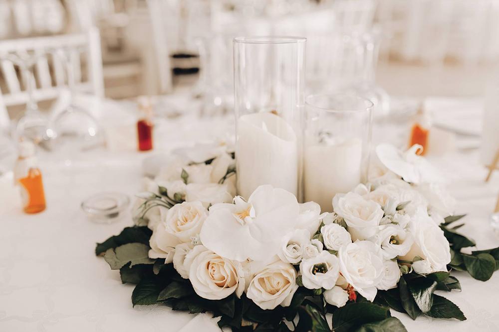 Aranjamente florale de nunta - nuntapeplaja.ro