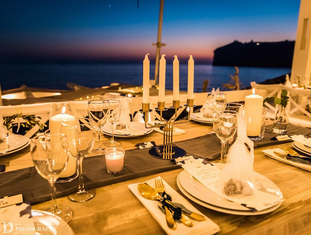 Aranjamente de masa pentru nunta - nuntapeplaja.ro