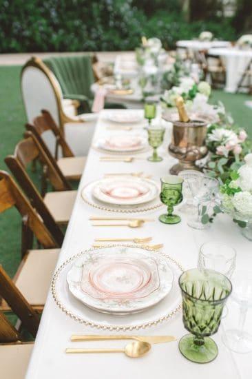 Decorațiuni pentru nunta vintage - nuntapeplaja.ro