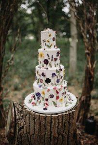 Idei pentru decorul unei nunți la pădure - nuntapeplaja.ro