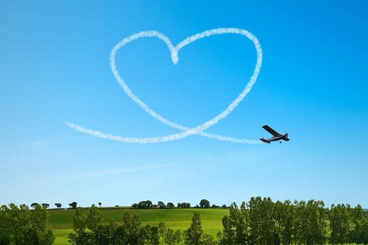 Nunta in avion - nuntapeplaja.ro